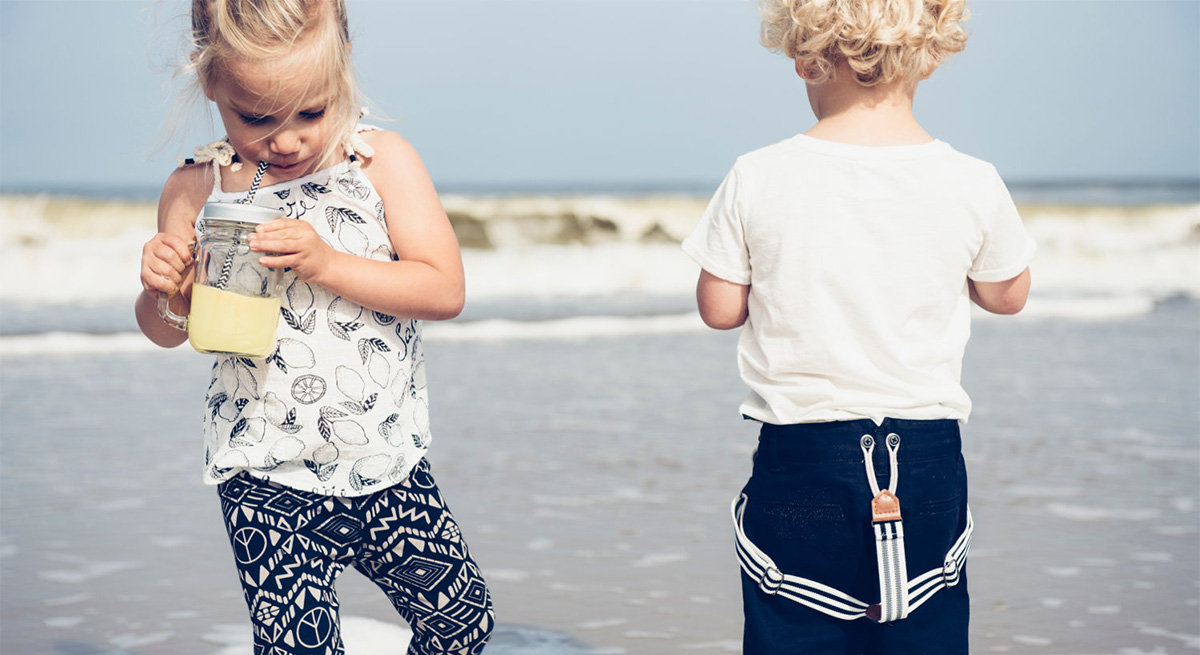 kindoo - Easily rent children's clothes