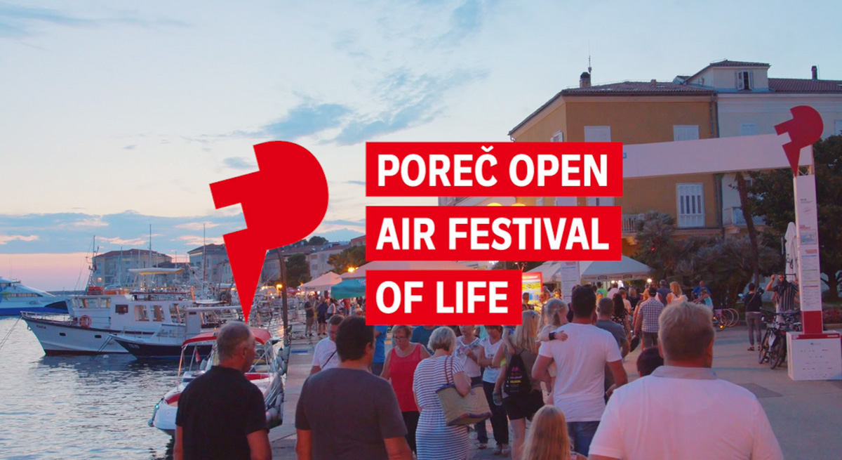 Valamar Hotels - Poreč Open Air Festival
